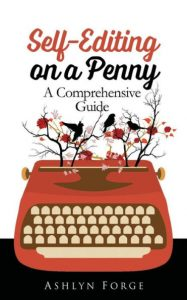 Book Cover: Self-Editing on a Penny